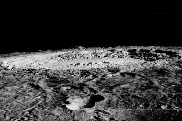 Blik op de ruimte: Heldere explosie op de maan