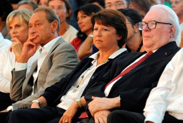 Franse ex-premier Pierre Mauroy overleden