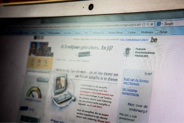 Reeds een miljoen aangiften via Tax-on-Web
