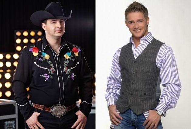 Cowboy Robby doet het met Christoff