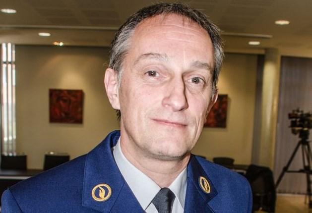 Loonse politiechef Rudy Cools  ziek van fusieplannen