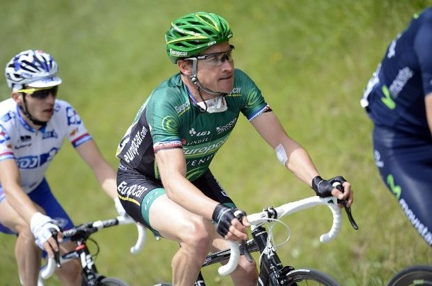 Voeckler wint in Dauphiné, Seeldraeyers wordt derde