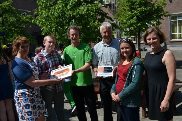 Provinciale Middenschool Hasselt behaalt fairtradelabel