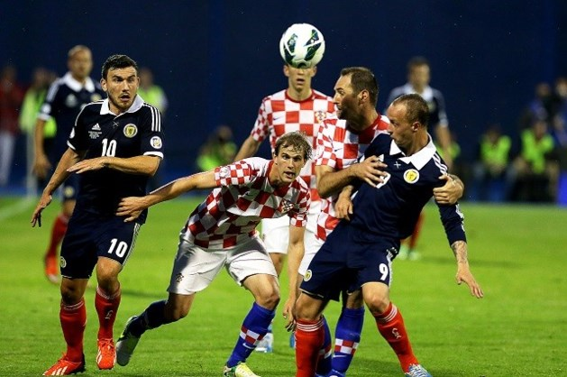 Kroatië lijdt zure thuisnederlaag