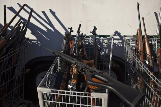 Geen enkel vuurwapen nog vrij verkoopbaar