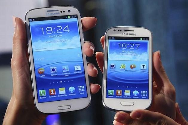Galaxy S4 krijgt een mini-versie
