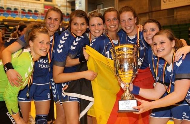 Vrouwen van Wezet halen het van Sint-Truiden in handbalfinale