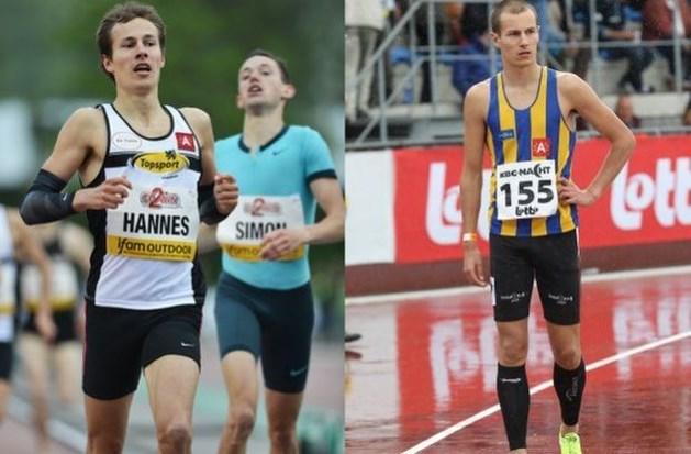Pieter-Jan Hannes loopt WK-limiet 1.500 meter