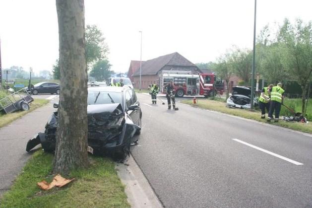 Twee zwaargewonden na ongeval in Stevoort