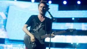 Muse gebruikte vooraf opgenomen tape op Werchter Boutique