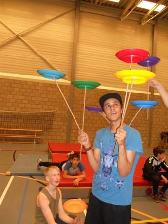 Sportklassen Stedelijke Bouwvakschool