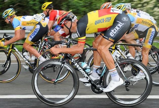 """Boonen: """"Hopen op supercompensatie voor BK"""""""