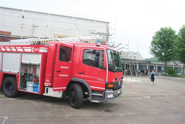 Brandje in basisschool De Wereldwijzer