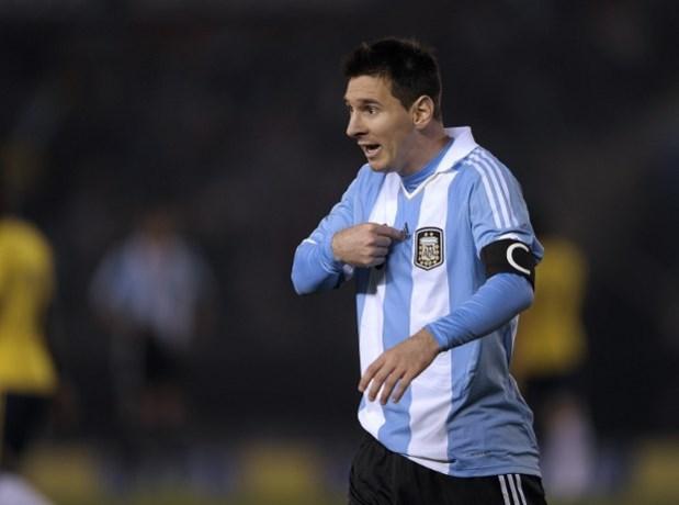 Messi officieel verdacht van belastingfraude