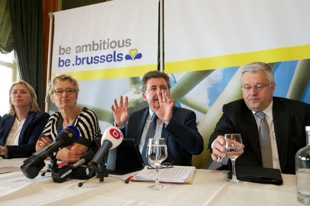 """Vanhengel: """"350.000 pendelaars naar Brussel zijn grootste transfer"""""""