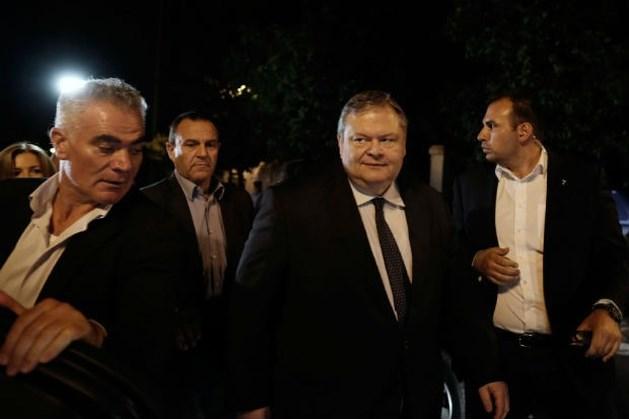 Opnieuw cruciale regeringstop in Athene