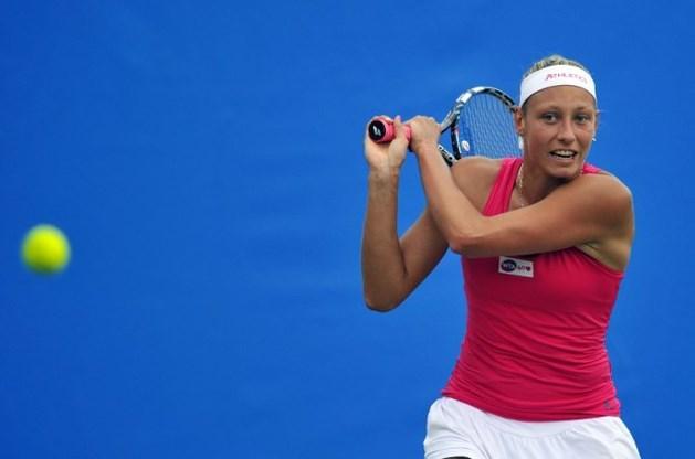 Wickmayer voorbij Maria Kirilenko naar halve finales