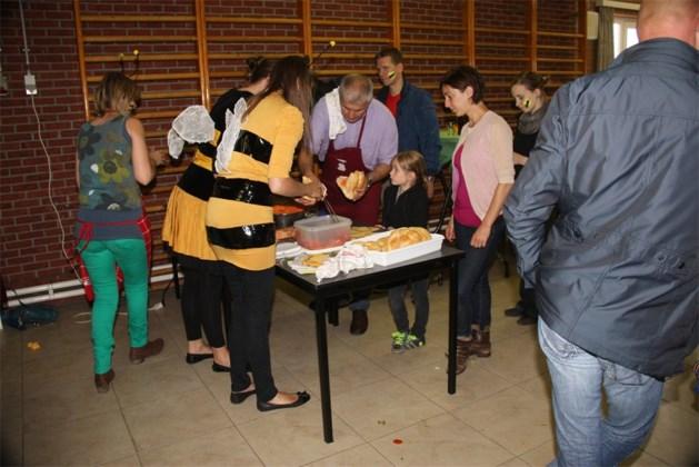 Bijenfeest bij de Biekorf