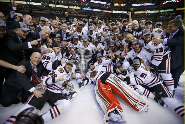 Chicago Blackhawks pakken Stanley Cup