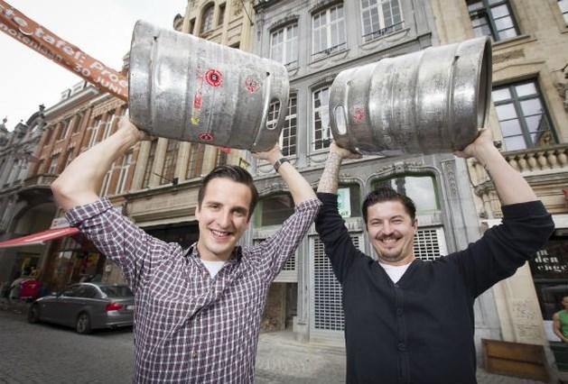 Grootste biercafé ter wereld opent in Leuven