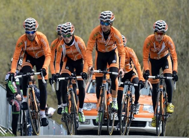 Euskaltel zet hoop op vier debutanten