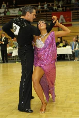 Belgisch kampioen Latindans voor professionals