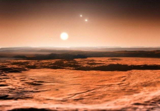 Drie nieuwe planeten ontdekt in levensvatbare zone rond ster
