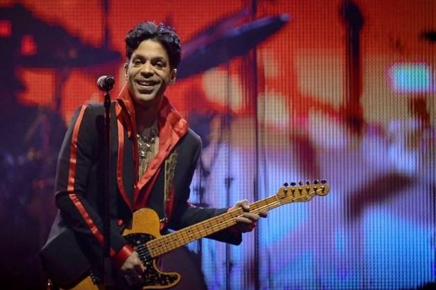 Prince onverwachts op het podium van North Sea Jazz