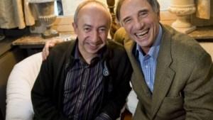 Rocco Granata laat publiek meezingen op wereldpremière 'Marina'