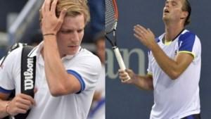 Goffin en Malisse sneuvelen in eerste ronde US Open
