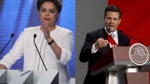 VS luisterden ook Braziliaanse en Mexicaanse presidenten af