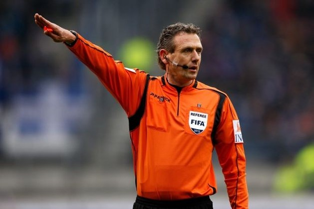 Luc Wouters stopt als internationale ref