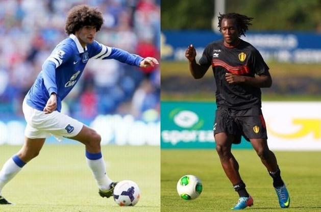 Fellaini naar Man Utd, Lukaku uitgeleend aan Everton