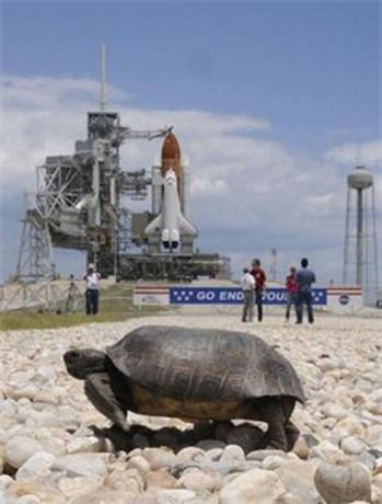 Werkgelegenheid op Kennedy Space Center kent laagterecord