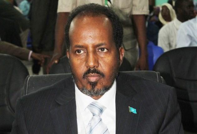 Somalische president overleeft aanval van islamisten