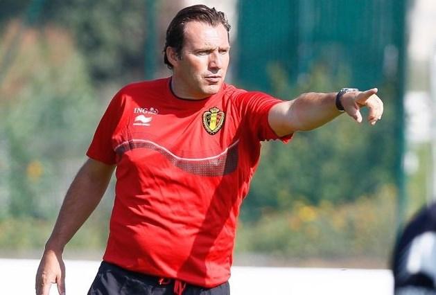 Wilmots verwacht iedereen fit te krijgen voor Schotland