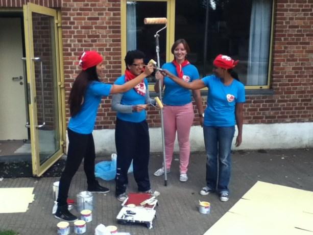 Jeugd Rode Kruis-Hasselt klaar voor nieuwe schooljaar