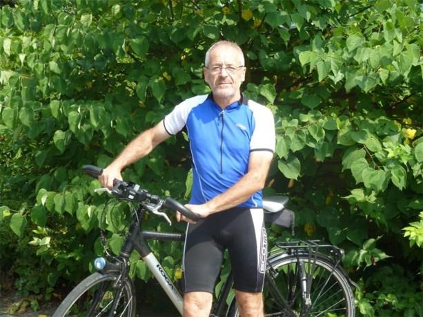 Rik Delbroek fietst méér dan 2000 km in Griekenland