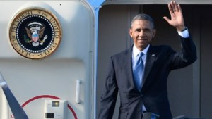 Obama start Europabezoek in Stockholm