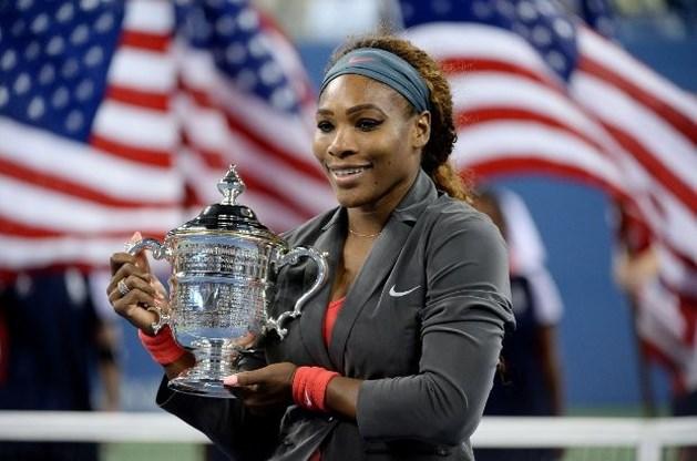 Serena Williams wint opnieuw US Open