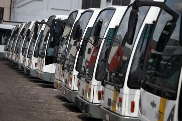 Twintig procent bussen raakt niet door keuring
