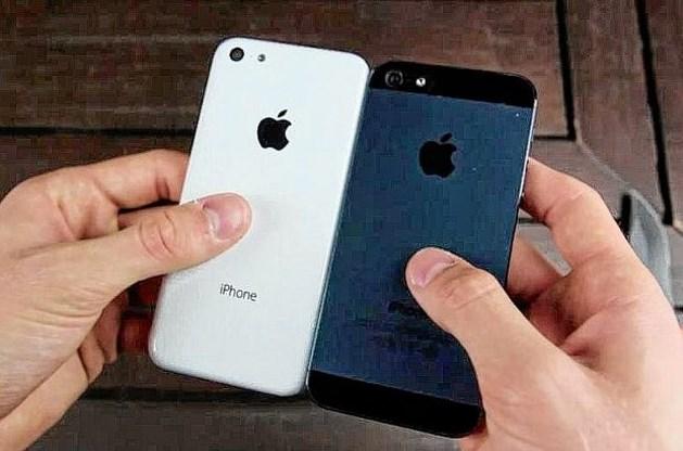 Nieuwe iPhone 5C mikt op budgetmarkt