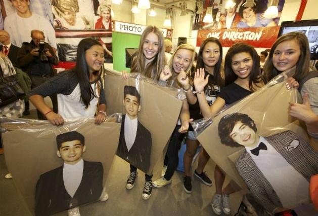 Belgische One Direction shop haalt 25.000 bezoekers