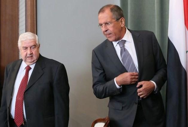 Assad bedankt Poetin voor steun