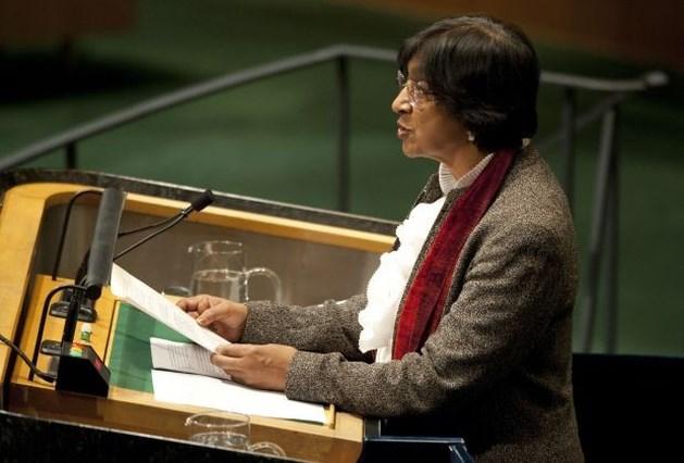 Hoge-VN-commissaris waarschuwt voor aanval tegen Syrië
