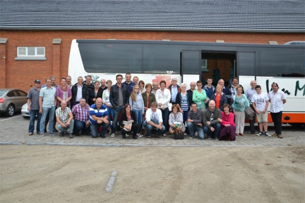 MVK Geetbets bezoekt kamp Vogelsang (D) en brouwerij van Wilderen