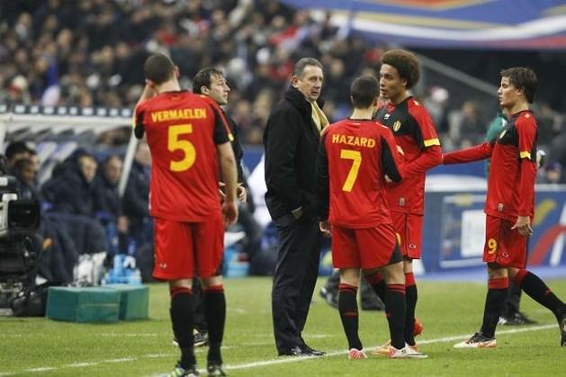 """Leekens noemt zichzelf """"bouwer van de beste Belgische nationale ploeg ooit"""""""