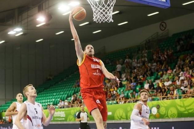 Belgian Lions naar volgende ronde op EK basketbal
