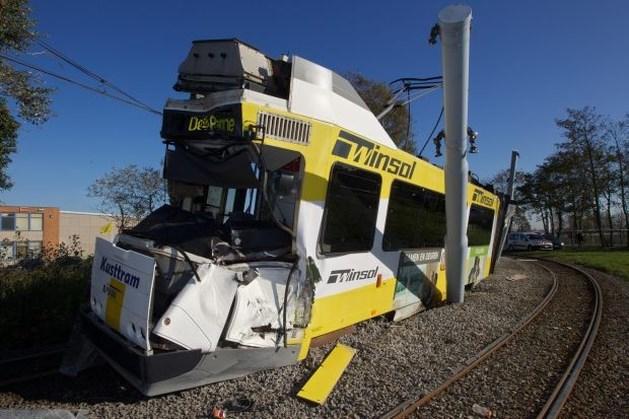 1.200 euro boete voor tramchauffeur die ontsporing veroorzaakte