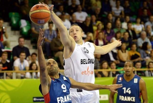 Frankrijk vernedert Belgian Lions in tweede helft